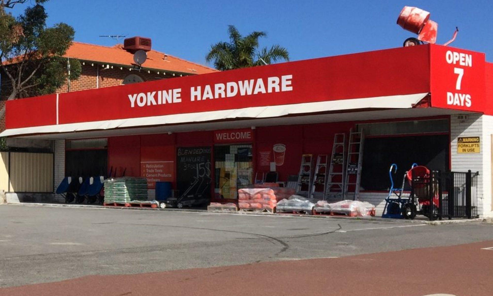 Yokine Hardware